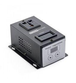 Регулятор напряжения 5 кВт с дисплеем