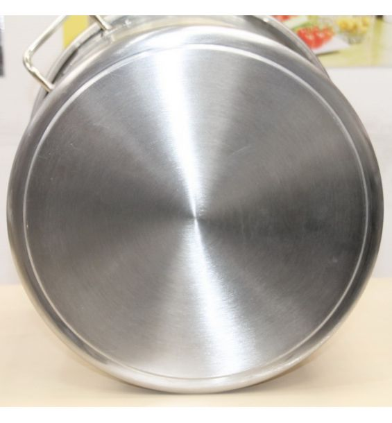 Перегонный куб АЛКАШ 21 литр кламп 1,5