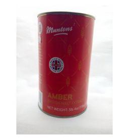"""Жидкий неохмеленный солодовый экстракт Muntons """"Amber"""" 1,5 кг"""