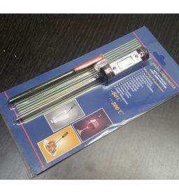 Термометр цифровой электронный ТЕ-118 с щупом (-50 300) для самогонных аппаратов