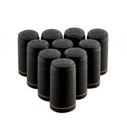 Термоусадочные колпачки черные 31мм