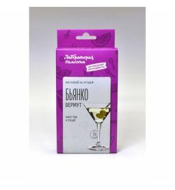 "Настойка ""Лаборатория Самогона"" ля настойки крепленого вина «Вермут Бьянко»"
